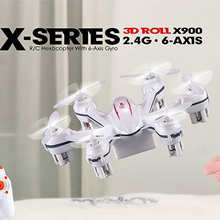 MJX X900 3D Roll 6-Axis Gyro Gravity Control Mode Nano RC Hexacopter RTF 2.4GHz Mini X600 X800
