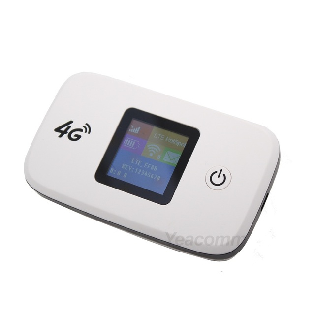 Newest 4G LTE 150Mbps Portable Wireless Router Pocket WiFi Hotpot Travel WiFi Router Mini WiFi Router With SIM Card Slot