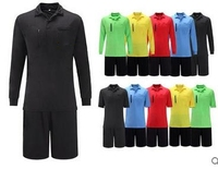 Benwon Men S Professional Long Sleeve Soccer Referee Uniform Adult S Sports Suits Football Referee Kits