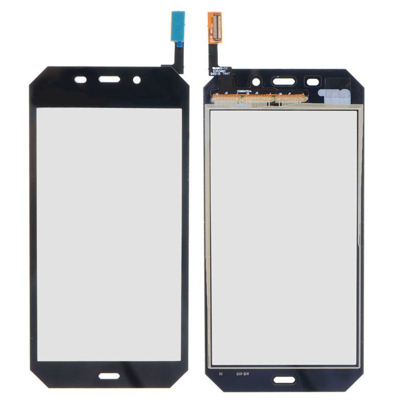 Black Touch Screen Digitizer Glass For Caterpillar CAT S50 S50c LTE VAG43 T18 touch screen digitizer for caterpillar cat b15 or b15q black free shipping