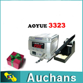 220v AOYUE 3233 induction soldering station repairing SMD soldering iron