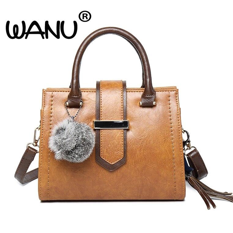 Hot Sale Shoulder Ladies Hand Bag Women PU Leather Handbag Sac Woman Bags Handbags Women Famous Brands Top-handle Bags Girl
