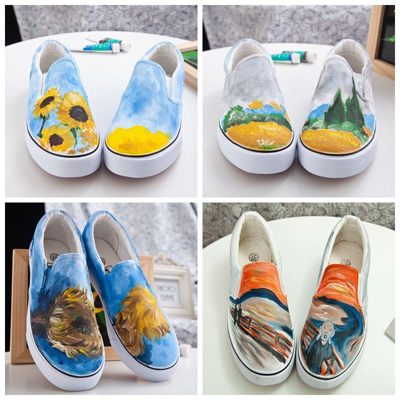 Special Designs Hand Painted Painting