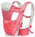 Promotion! Baby Carrier Breathable Infant Front and Back Carrier Backpack Kid Carriage Toddler Sling Wrap