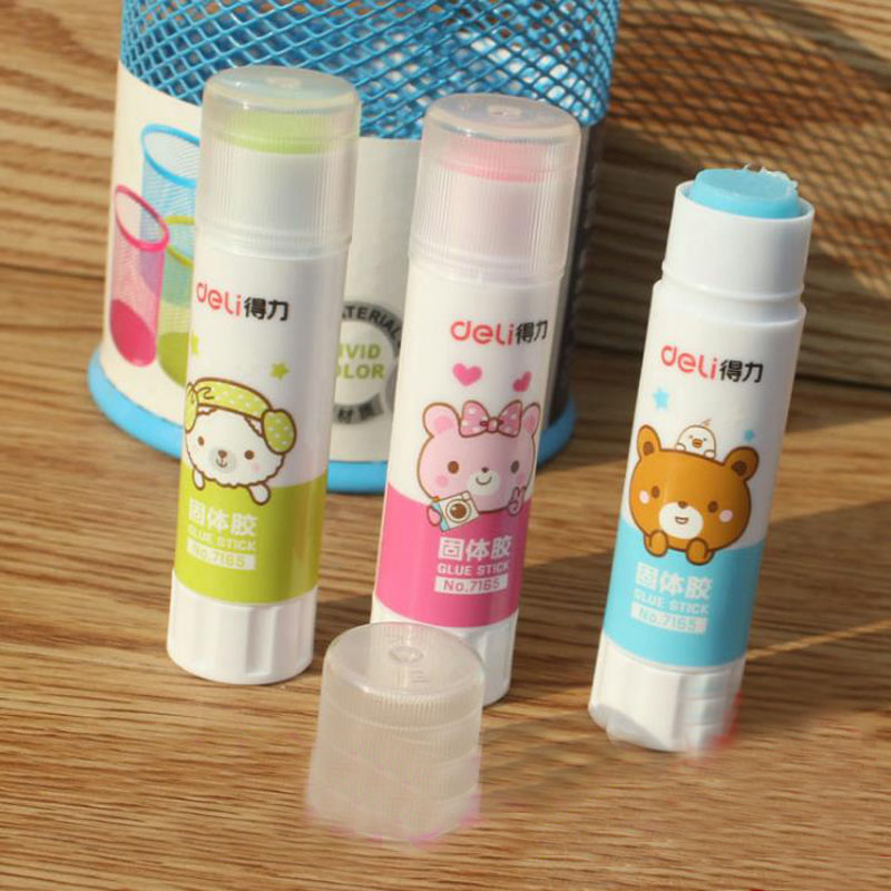 1 Pcs Hot Stationery High Viscosity Solid Glue Stick For School Student Children Strong Adhesion Solid Glue For Paper
