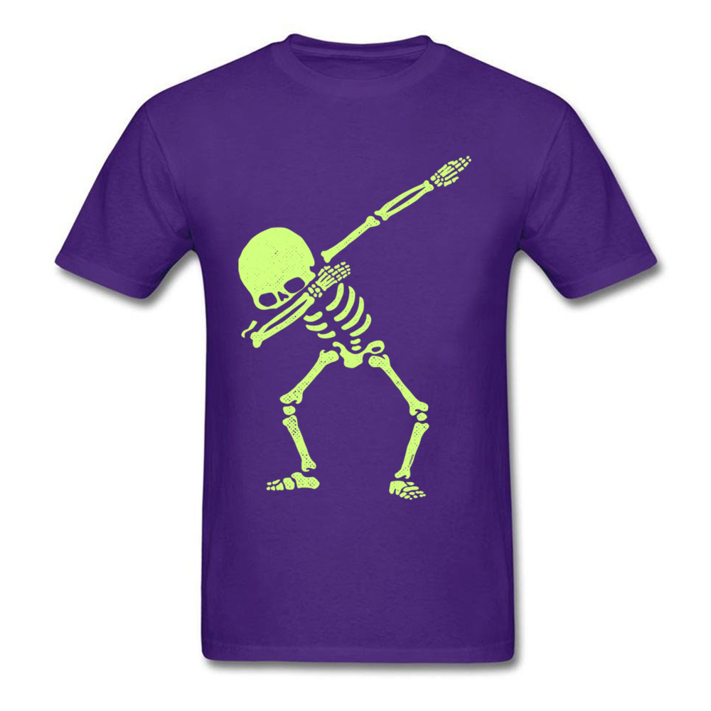 dabbing skeleton 1363_purple