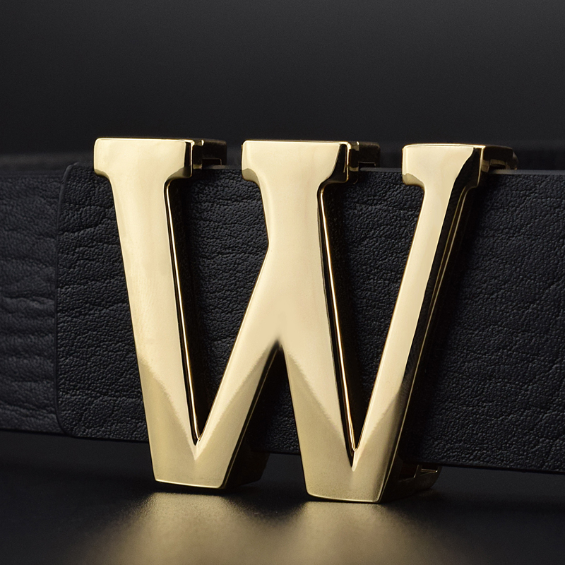 High Quality Designer Belts Men Fashion Buckle Luxury Famous Brand Genuine Leather Belt Gentleman Formal Cowskin Waist Strap