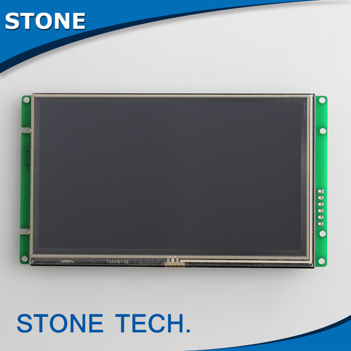 STONE 10 4 HMI Control Panel For The Automatic Engineering Machinery Via Instrument Codes in LCD Modules from Electronic Components Supplies