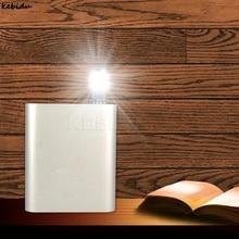 Dimmer Power-Bank Led-Lamp Pocket Portable Kebidu Cool Keychain for PC 5V USB Touch Mini-Usb