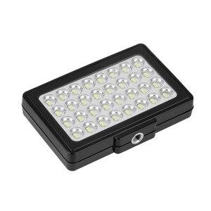 Image 5 - Mới Video 32 LED Intergrated Lấp Đầy Ánh Sáng Cho Điện Thoại Di Động Máy Ảnh Kỹ Thuật Số