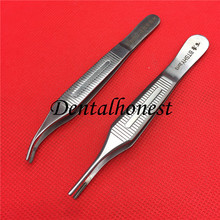 New forceps Stainless steel Plastic tweezers Cosmetic and plastic surgery instruments tools