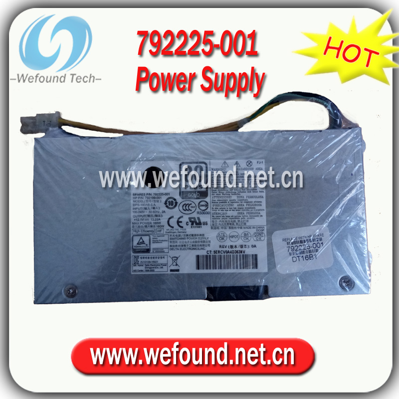 все цены на Good working! 792199-001 792225-001 Power supply for HP, 160W онлайн
