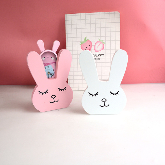 room decor gifts beautiful diy room new wooden bunny toys for baby room decor nordic style kids gifts