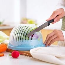 Edenware upgraded salad cutter bowl