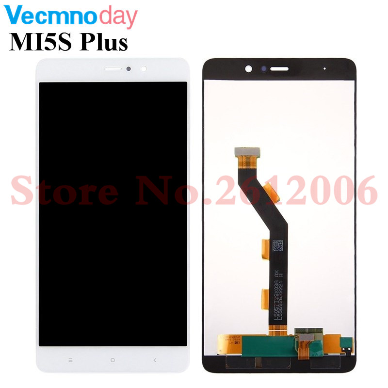 5.7 ''Pour Xiaomi 5S Plus M5S plus Mi5S plus Ecran LCD + Écran Tactile Digitizer Assemblée Remplacement Accessoires
