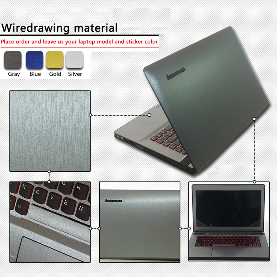 Laptop Stickers Personality DIY Skins Protective Sticker ...