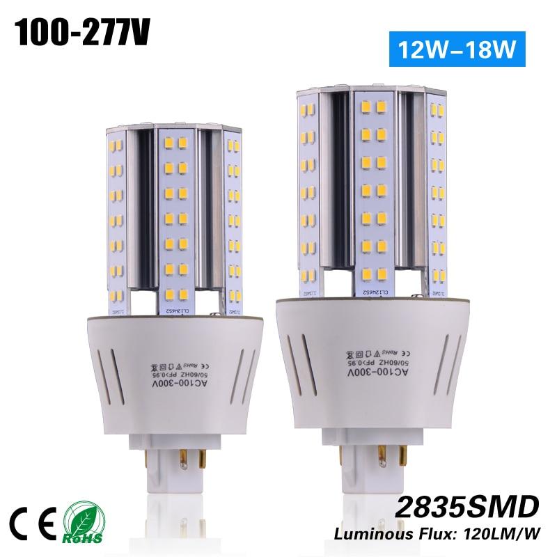 e26 g24 g23 gu24 gx23 led corn light for indoor light replacement 35w hps - Gu24 Led