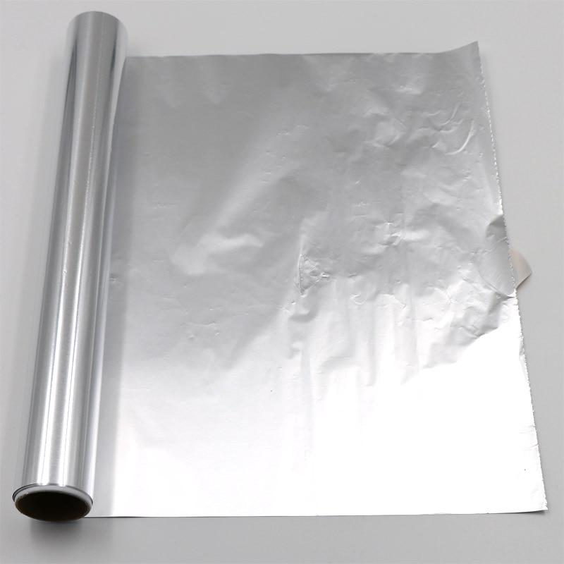Tinfoil πετρελαίου χαρτί αλουμινόχαρτο - Κουζίνα, τραπεζαρία και μπαρ - Φωτογραφία 1