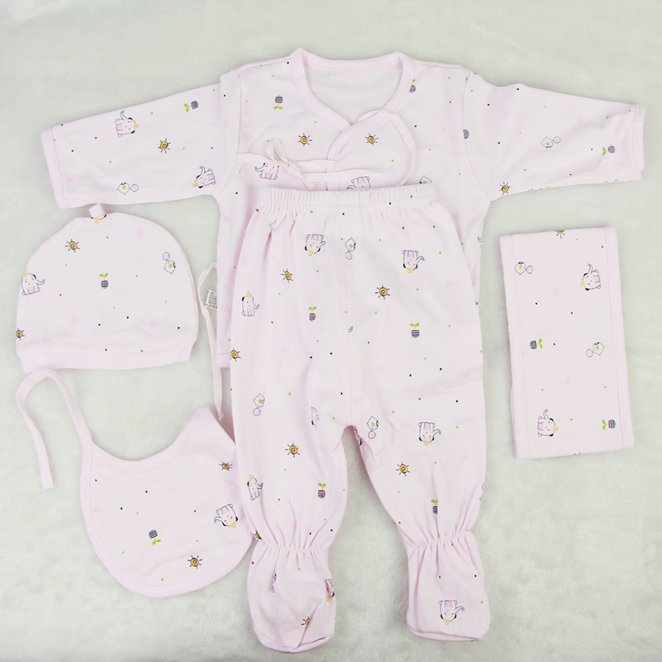Designed Real Baby Dolls Clothes pink and Blue 5 pcs Doll Clothes Suit Fit 22-23 inch Reborn Baby Doll Accessories Kids DIY Toys american girl doll clothes superman and spider man cosplay costume doll clothes for 18 inch dolls baby doll accessories d 3