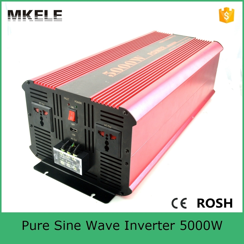 MKP5000-482R high quality direct sale off grid 5kva pure sine wave inverter 48volt dc to ac power inverter 230vac made in china футболка element made to endure ss r black