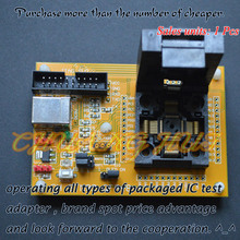 IC TEST STM32 QFP48 test socket STM32 TQFP48 Programmer adapter