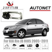 JiaYiTian rear view font b camera b font For KIA Rio JB RIO5 2005 2011 CCD