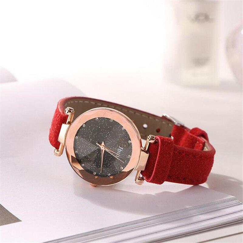 Creative Star Lady Trends New Quartz Watch 1