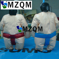 MZQM free shipping Entertainment Sumo Suit 1.8m sports games sumo suit for professional costume Sumo Suits