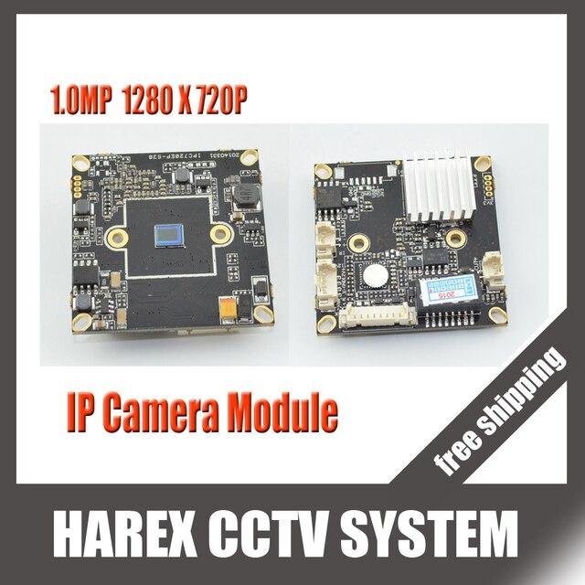 Hi3518e + ov9732 720 P 1mp 38 мм x 38 мм Размер IP Камера основная плата модуля DIY IP Камера или для замены ремонта. Бесплатная доставка