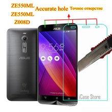 ZE551ML szkło hartowane do ASUS Zenfone 2 5.5 cala Film ZE550ML ZE551 ML ZE 551 ML Z008D folia ochronna do szkła sklo