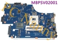 Para Acer Aspire 5741 5741z la-5892p mb. Psv02.001 MBPSV02001 laptop Intel motherboard s988 hm55