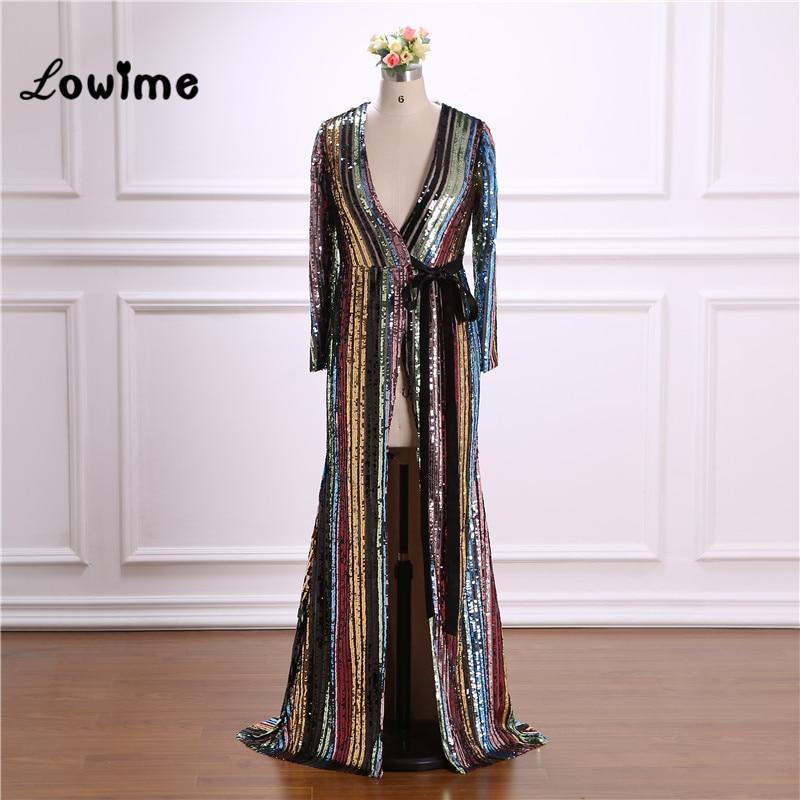 Sequin Bolero 2018 New Wedding Jacket Custom Made Shrugs For Women Evening Party Dresses Formal Long Shawl For Weddings