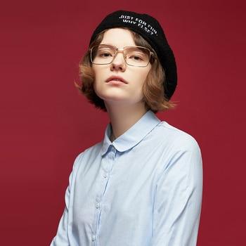 Toyouth, Офисная Женская рабочая одежда, однотонные рубашки, модные блузки с воротником в 5 стилях, повседневные женские топы синего и белого цв...