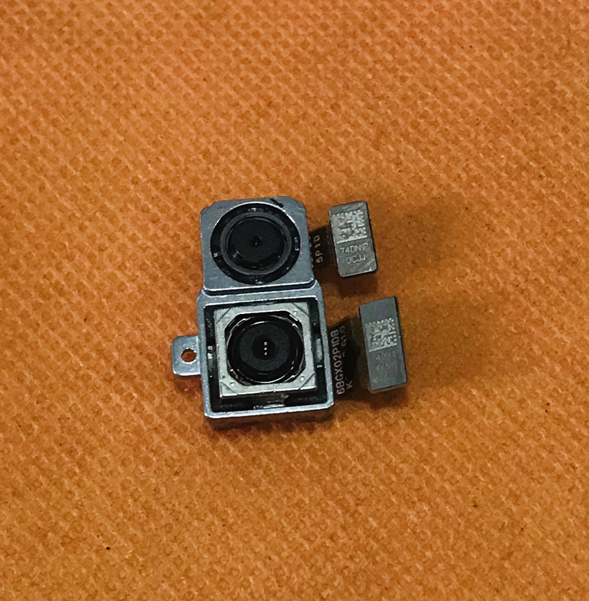 Original Photo Rear Back Camera 12.0MP+5.0MP Module For Umidigi ONE Helio P23 Octa Core Free Shipping