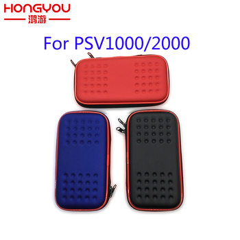 10Pcs For Sony PS Vita PSV 1000 PSVita 2000 Cover Box Protective Storage Hard Travel Carry Shell Case Cover Pouch Bag