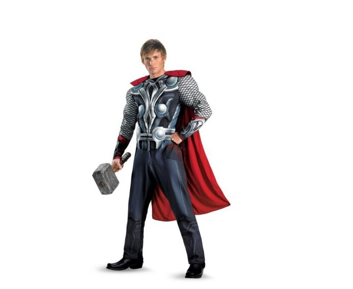 Online Get Cheap Thor Halloween Costume for Adults -Aliexpress.com ...