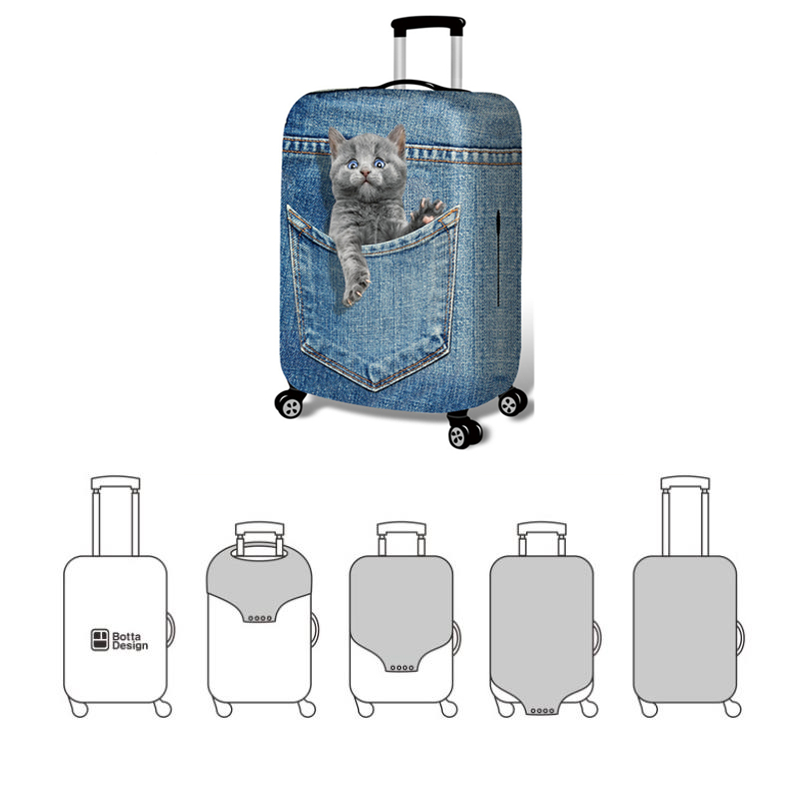 Do-No-Miss-Solid-color-Trolley-Case-Dust-Cover-high-quality-Luggage-Cover-Protective-Suitcase-cover (1)