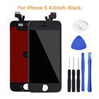 LCD Display & Touch Screen Digitizer Replacement Full Assembly for iPhone 5 5s 5c (4.0 inch) With Free Tools Kit