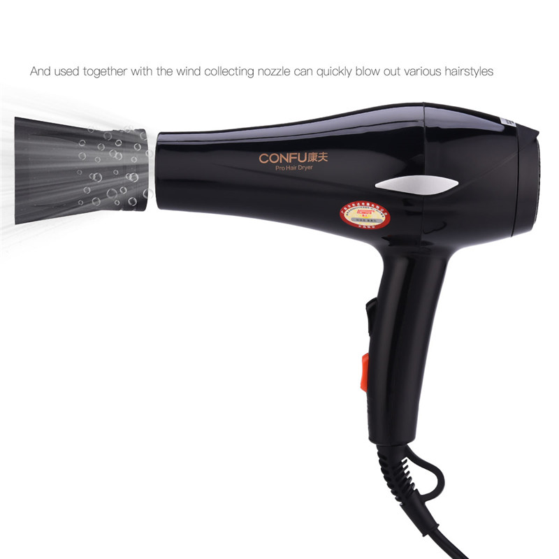 220V 1900W Powerful Hair Dryer Fast Hair Drying Machine Blue Light Anion No Hair Injury Professional Electric Hair Blower 3031 lolly hair products brazilian virgin hair straight 100% unprocessed human hair no shedding no tangle fast shipping 3pcs lot