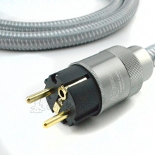 American Kile K fever imported EU power cord cable hifi standard audio CD amplifier amp US CA JP