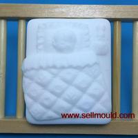 Formy silikonowe Mydło Ciasto Dekorowanie Narzędzia AS007 Snu Dziecka