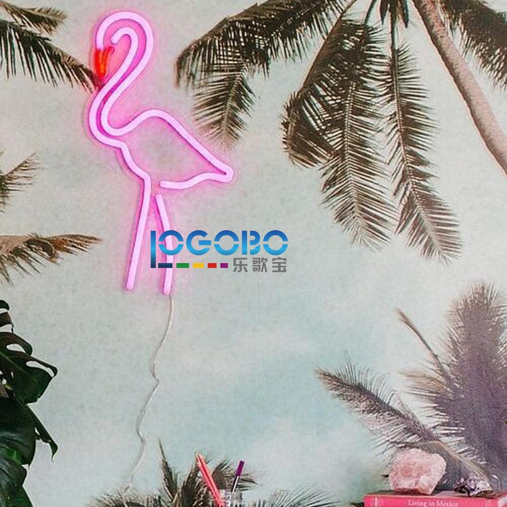 Led Neon Flamingo Flex Sign-4