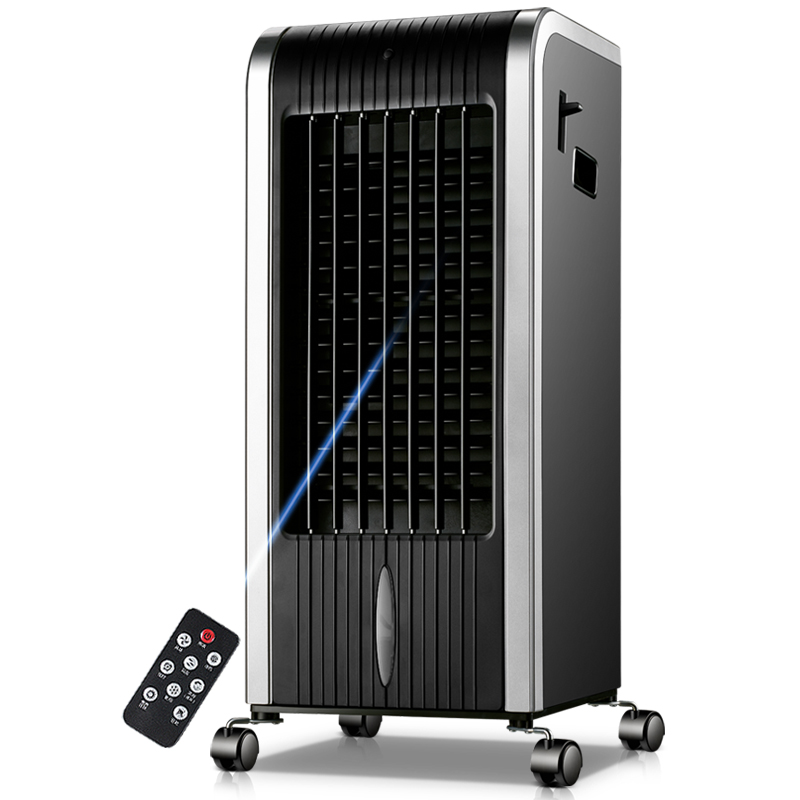 Air Conditioning Fan Heating And Cooling Household Air Conditioning  Refrigerator Dormitory  Air Cooler LCD Remote Control