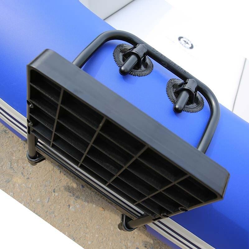 fishing boat motor holder support
