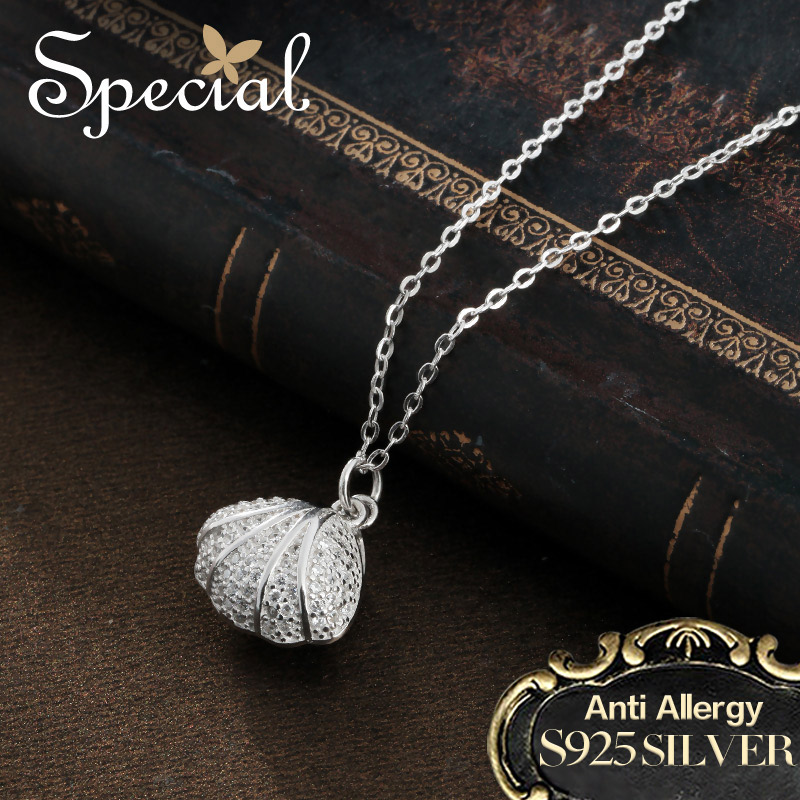 Special Brand Fashion Maxi Necklace 925 Sterling-Silver-Jewelry Open Shell Necklaces & Pendants Gifts for Women S1716NSpecial Brand Fashion Maxi Necklace 925 Sterling-Silver-Jewelry Open Shell Necklaces & Pendants Gifts for Women S1716N