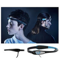 Smart Brainwave Sensor Led Display Headband For Children ,Poor Self Control Training Brain'S Nervous And Relaxation Wirele