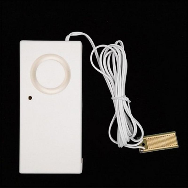 FORECUM Wireless Water Leakage font b Alarm b font 130dB Work Alone Water font b Alarm