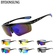 Sports Sunglasses Men Road Cycling Glasses Mountain Bike Bic