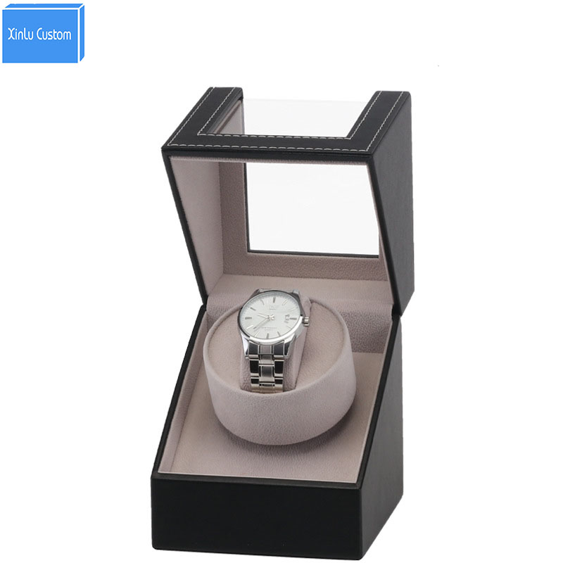 Super Discount Safe Automatic Watch Winder Box Winders Uhrenbeweger Cassaforte Enrouleur Global Use US/AU/UK/EU Plug/Battery Box original box uk gec 807 vt60 sound super single price