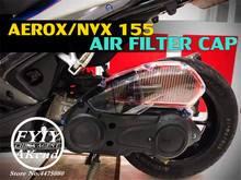 Decorative Cover For Air Filter of Motorcycle Engone Yamaha aerox 155 nvx